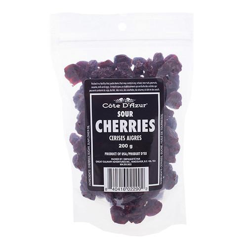 Cherries Sour Dried, 200g