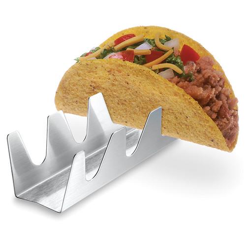 Taco Baking & Serving Rack, 3 Tacos