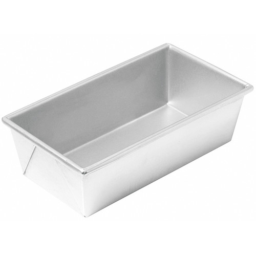 Loaf Pan Traditional Uncoated, 1lb