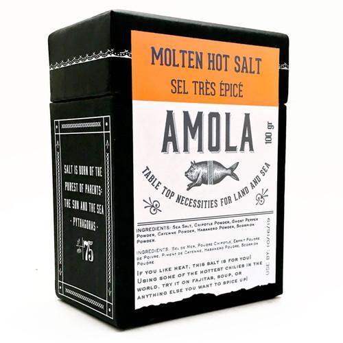 Molten Hot Salt, 100g