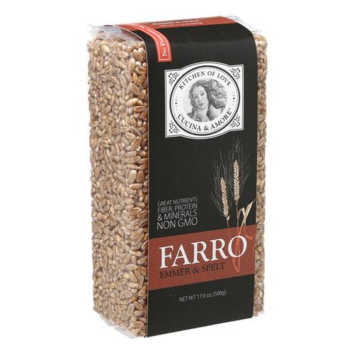 Farro - Emmer & Spelt, 17.6oz
