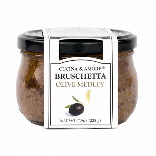 Bruschetta - Olive Medley, 225g