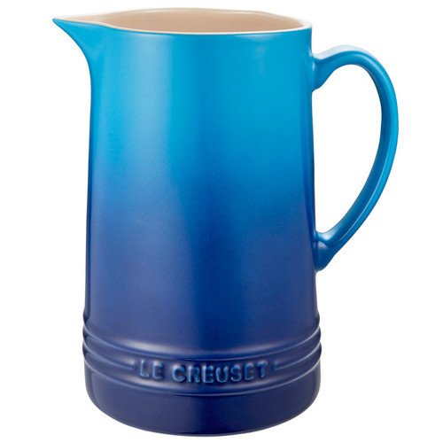 Blueberry Pitcher - Stoneware, 1.5L