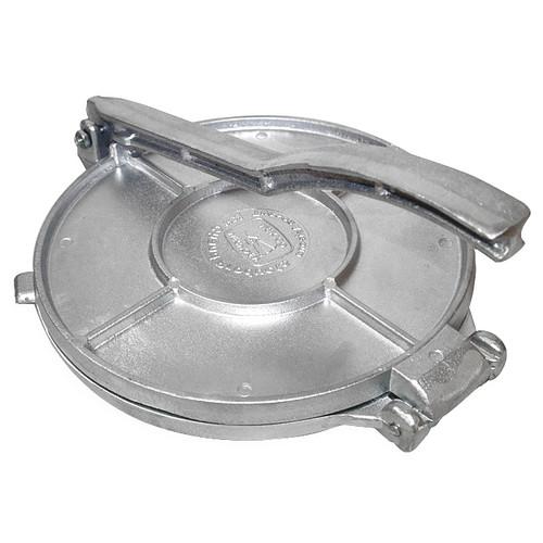 Tortilla Press - aluminum, 8-in