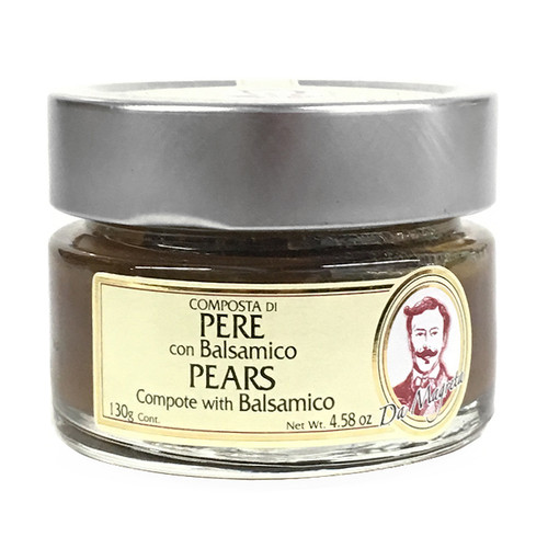 Pear Compote with Balsamic, 130g