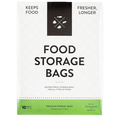 Food Storage Bags, Pack of 10