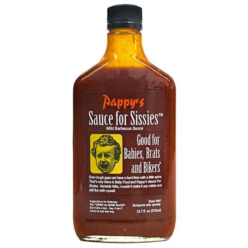Sauce for Sissies - Mild BBQ Sauce, 375ml
