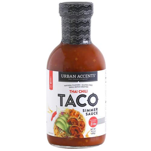Taco Simmer Sauce - Thai Chili, 405g