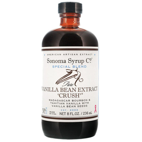 Vanilla Bean Extract Special Blend - Crush, 236ml