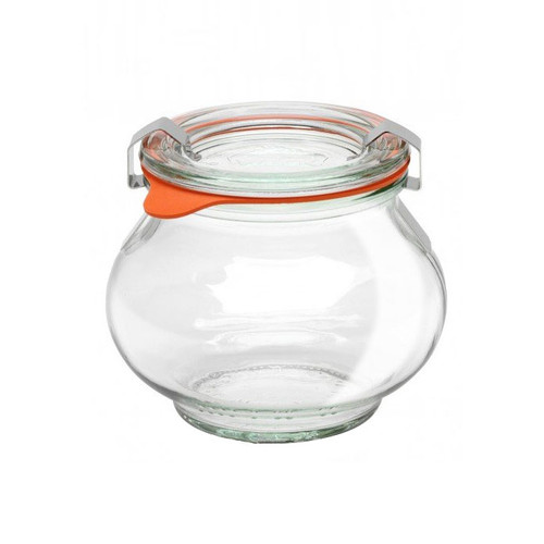 Deco Glass Jar - Model 902, 220ml