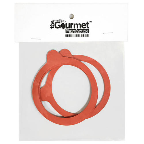 Rubber Canning Rings - Medium, Pack of 3