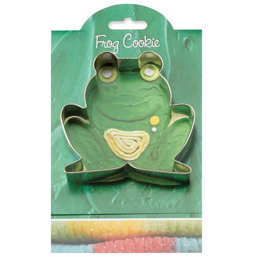 Frog Cookie Cutter, 4-in