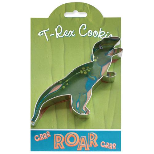 T-Rex Cookie Cutter, 5.25-in