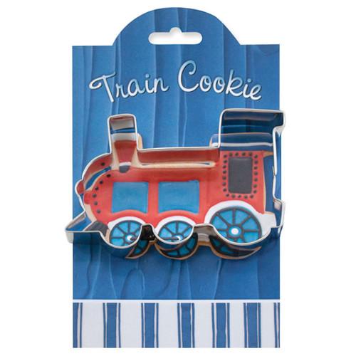 Train Cookie Cutter, 4.62-in