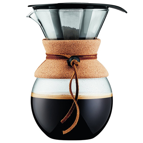 Pour Over Coffee Maker - Cork Sleeve, 1.0L