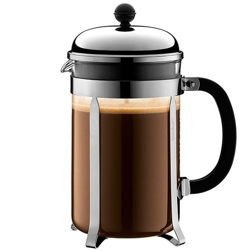 Chambord French Press Coffee Maker, 12 Cup