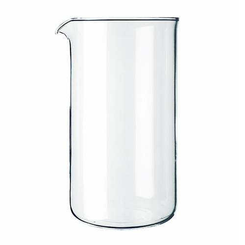 Spare Beaker - Glass French Press, 8 Cup