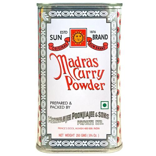 Madras Curry Powder, 250g