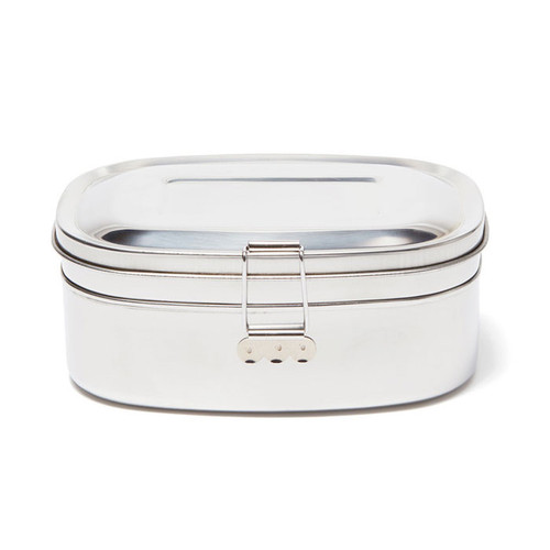 Sandwich Box Large - Stainless Steel, 2 Layer