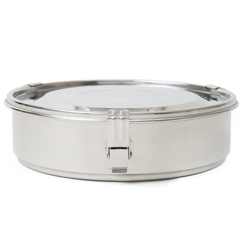 Airtight Food Storage Container with Divider, 18cm