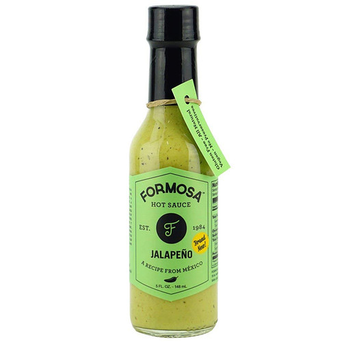 Jalapeno Hot Sauce, 148ml