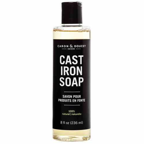Cast Iron Soap - All Natural, 236ml