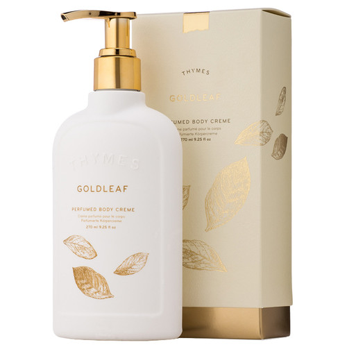 Goldleaf - Body Creme, 270ml