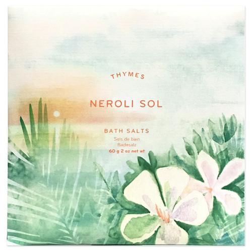 Neroli Sol - Bath Salts Envelope, 60g