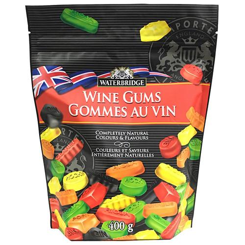 Wine Gums - All Natural, 400g