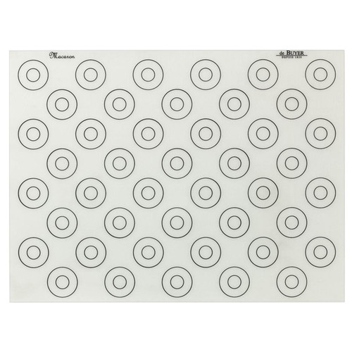 Macarons Silicone Mat - 40 x 30 cm