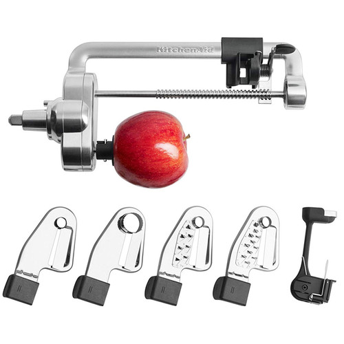 Spiralizer with Peel, Core and Slice, 5 Blades