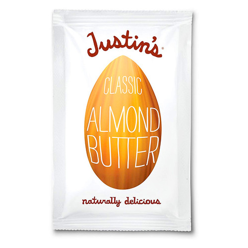 Classic Almond Butter - Squeeze Pack, 1.15oz