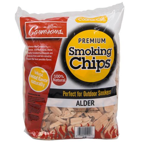 Premium Smoking Chips – Alder, 2lbs