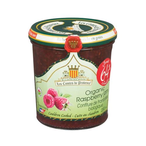 Raspberry Jam - Organic, 250ml