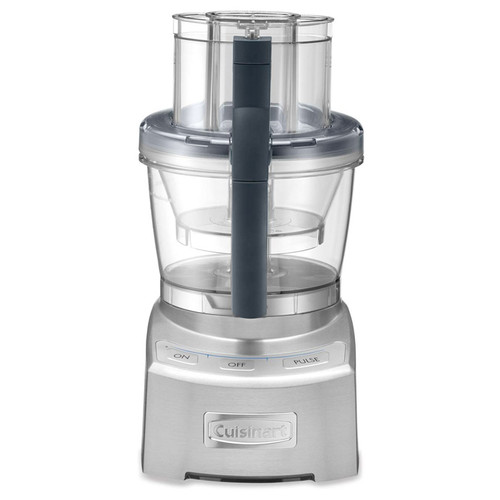 Elite Collection Food Processor - Silver, 12-Cup