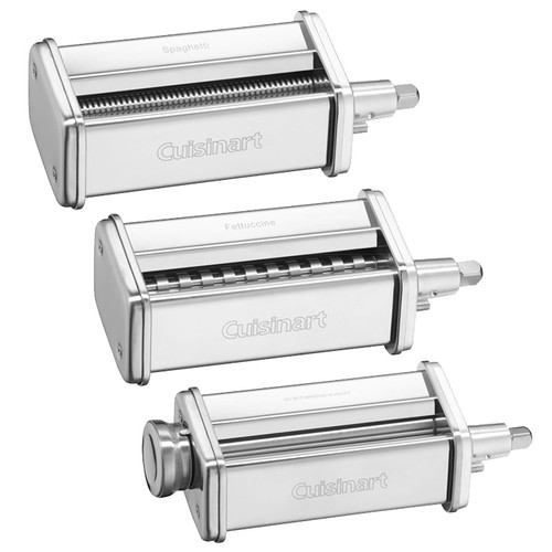 Pasta Roller and Cutter Attachment - PRS-50C, 3 Piece