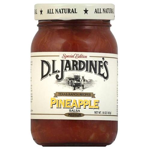 Pineapple Salsa - Medium, 453g