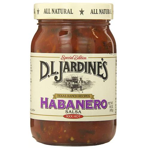 Habanero Salsa - XXX Hot, 453g