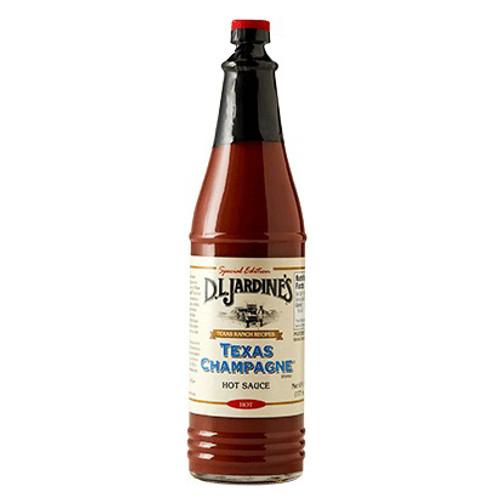 Texas Champagne Hot Sauce, 177ml