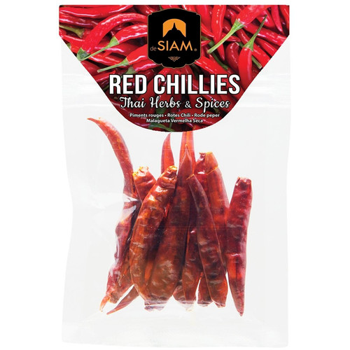 Red Chillies, 6g