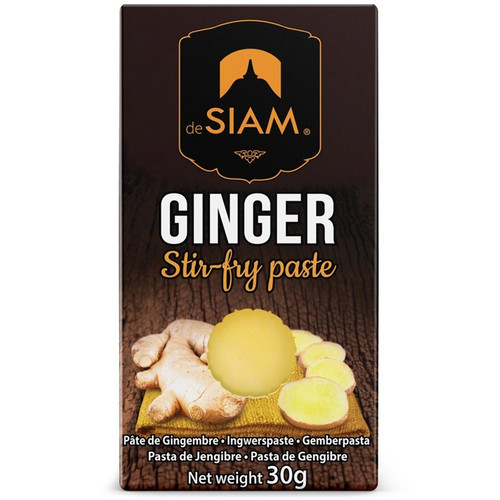 Stir-Fry Paste 2-Pack - Ginger, 30g