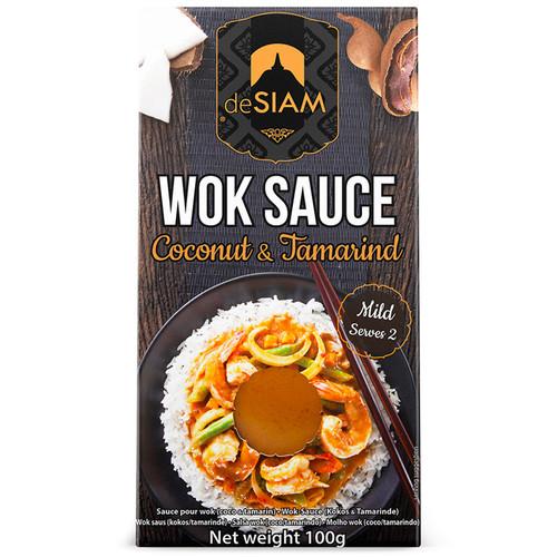Wok Sauce - Coconut Taramind, 100g