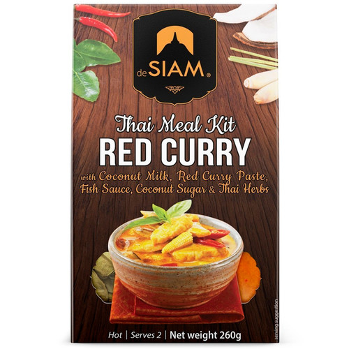 Thai Meal Kit - Red Curry, 260g