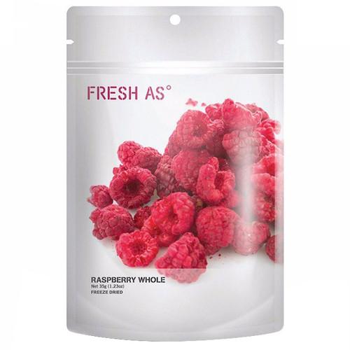 Raspberry Whole - Freeze Dried, 35g