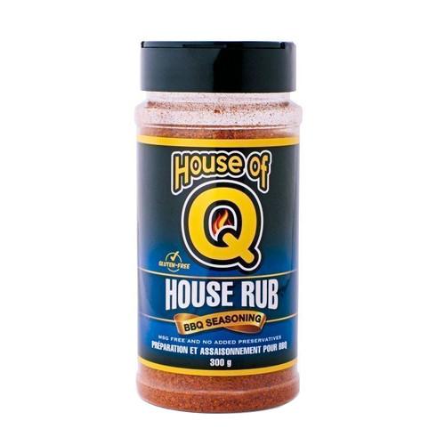 House Rub BBQ Seasoning, 300g