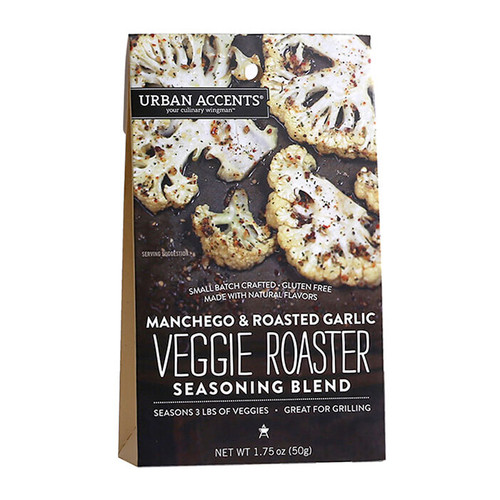 Veggie Roaster Seasoning - Manchego & Roasted Garlic, 50g