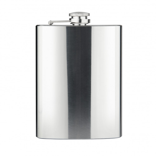 Flask - Stainless Steel, 8oz