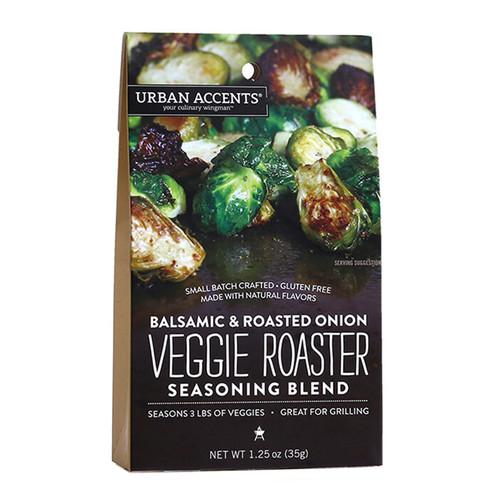 Veggie Roaster Seasoning - Balsamic & Roasted Onion, 35g