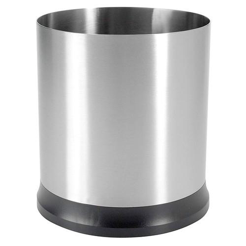 Rotating Utensil Holder - Stainless Steel