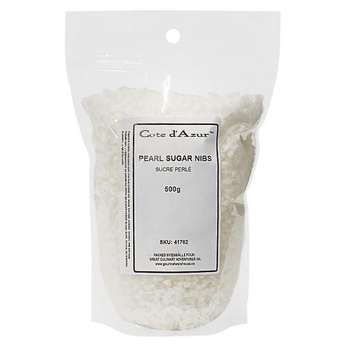 Pearl Sugar Nibs, 500g